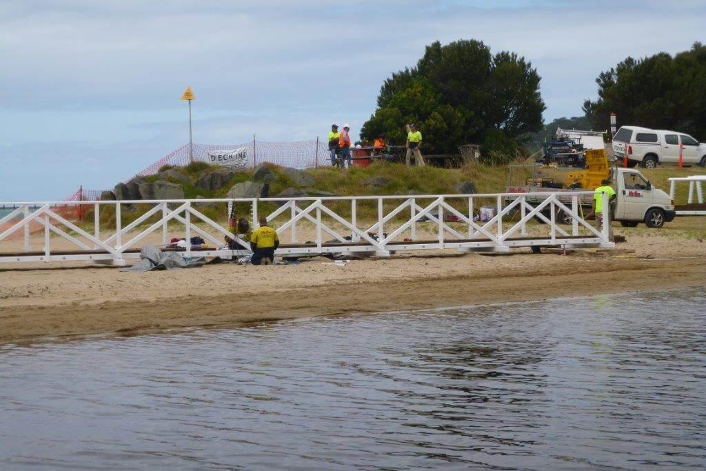 lorne bridge frame
