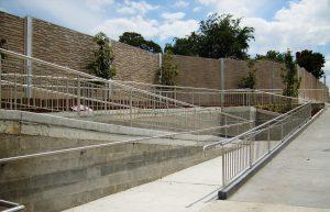 Chadstone Handrail - Balustrades Handrails