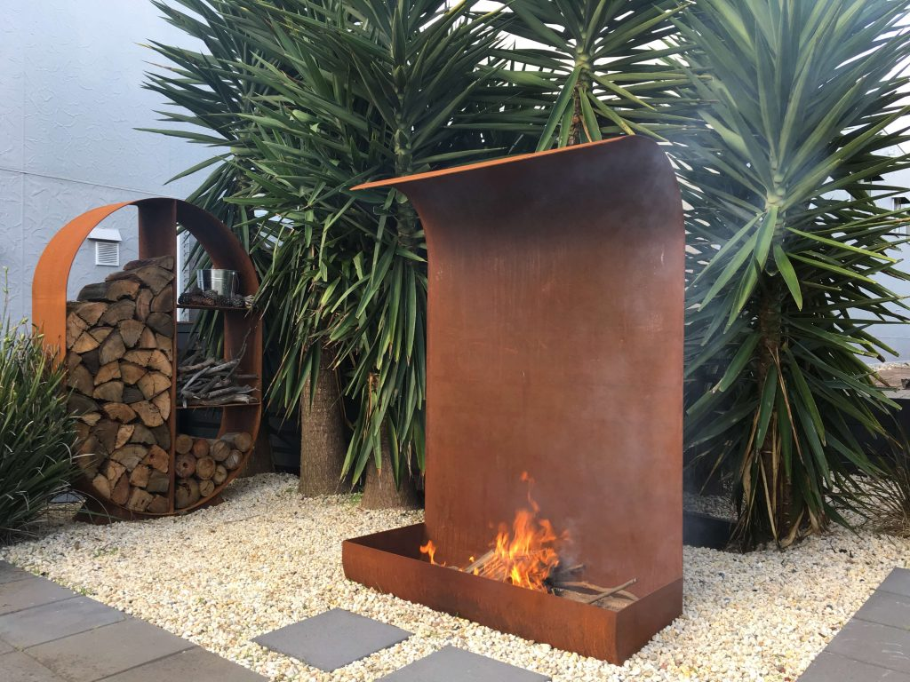 corten steel, corten, cor-ten, corten fabrication melbourne