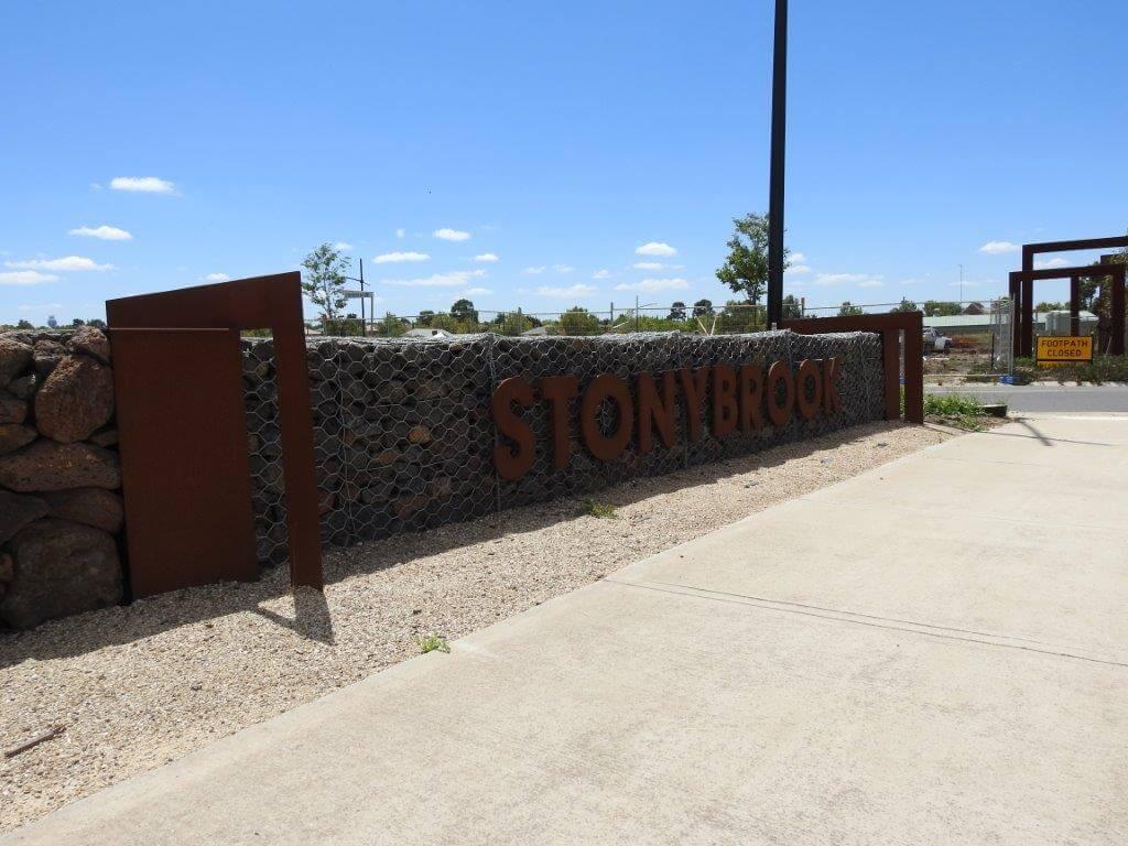 corten steel edging, stonybrook fabrication,