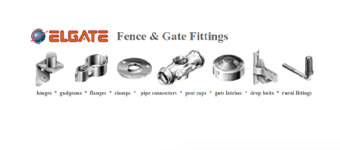 elgate fence and gate fittings