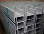 h beams, hbeam, h beam, galvanised h section posts