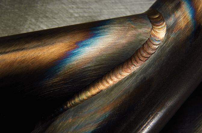 TIg, beautiful tig welds, metal work, steel work, metal fab