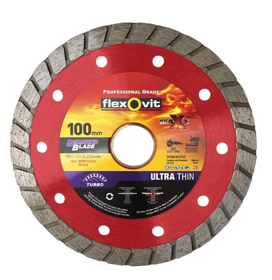 flexofit diamond steel cutting disc for grinder