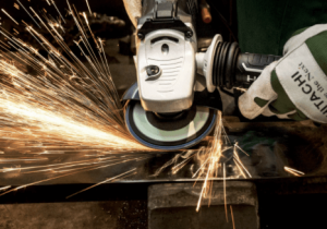 angle grinder cutting steel, types of angle grinder
